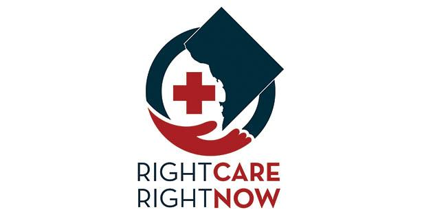 Right Care, Right Now Logo