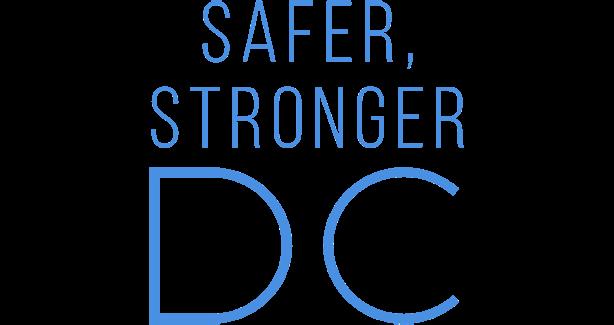 Safe Stronger DC Logo