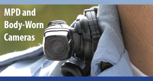 Image of Body-Worn Camera